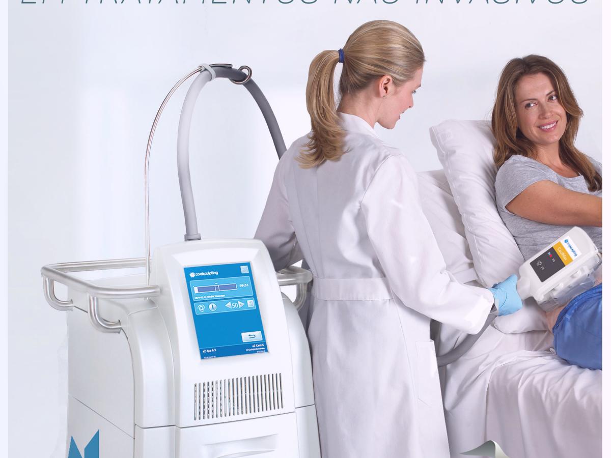 Coolsculting: a novidade em tratamentos não invasivos na Clínica Dr Milton Rocha