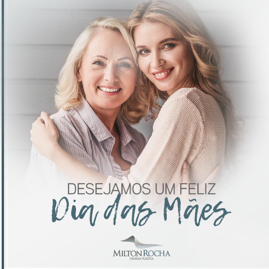 Desejamos um Feliz Dia das Mães