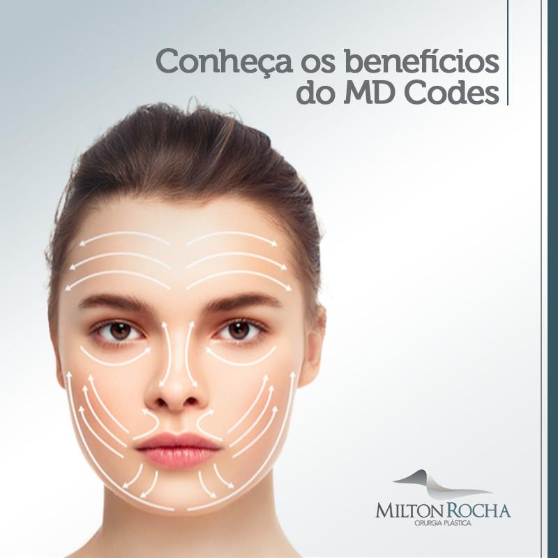 Benefícios do MD Codes