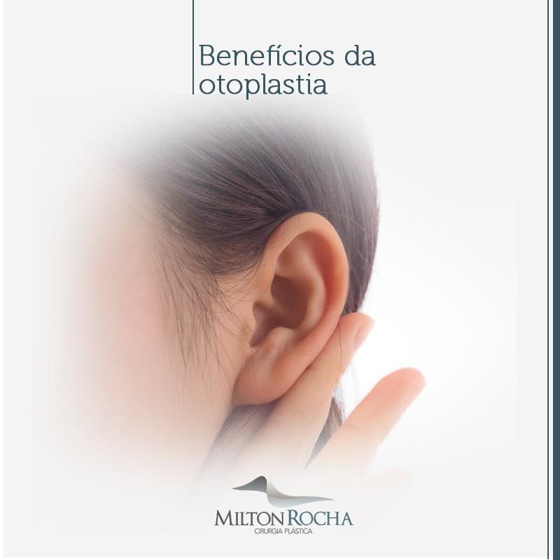 Os benefícios da otoplastia