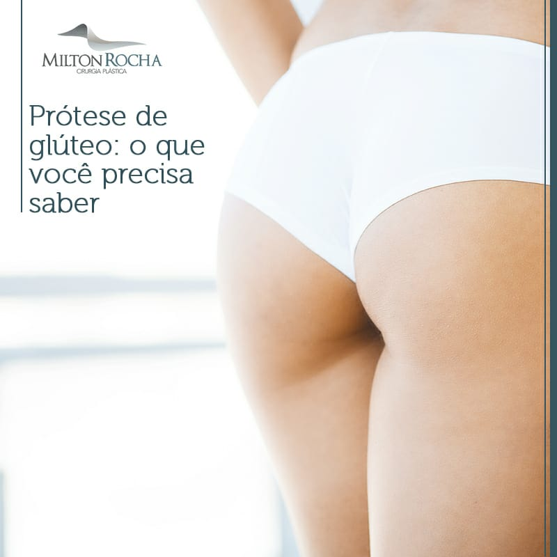 Prótese de glúteo em Recife: O que você precisa saber