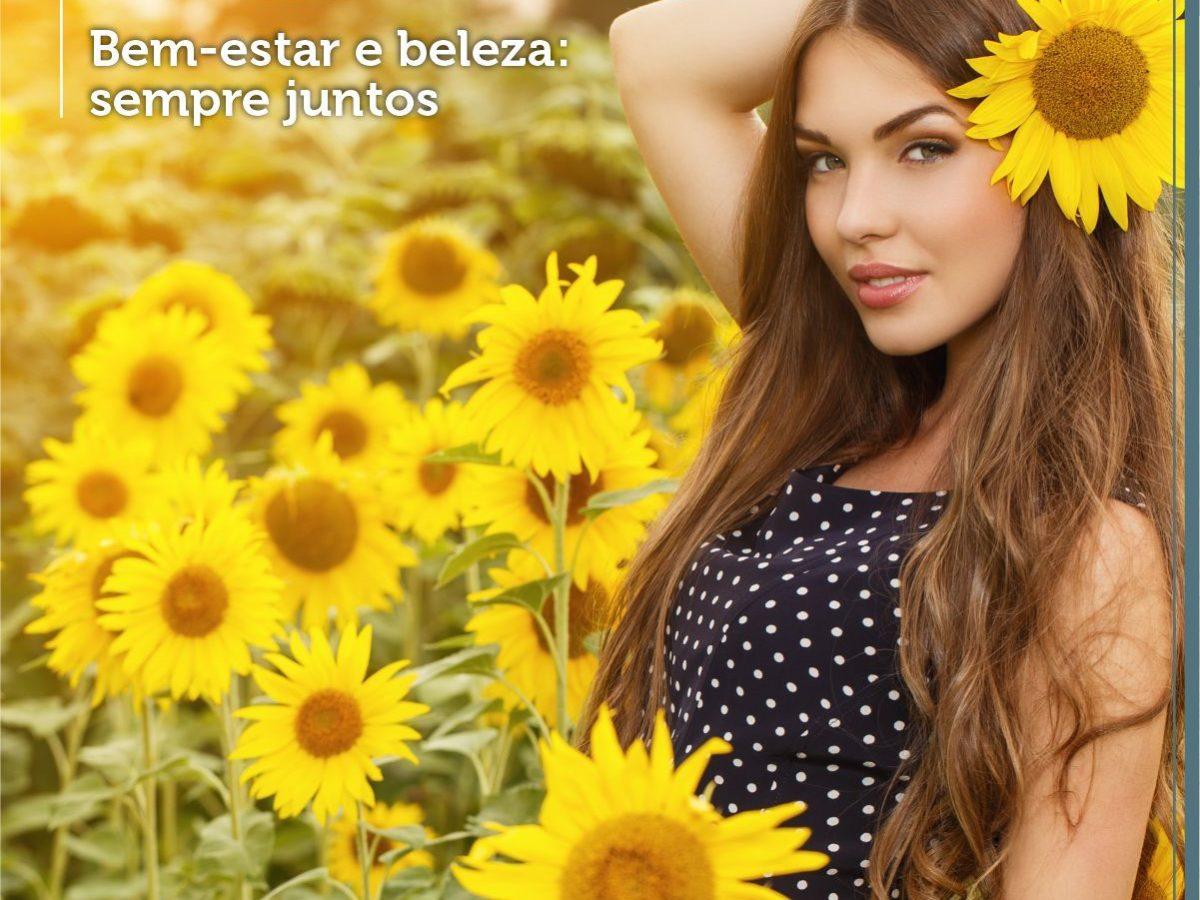 BEM-ESTAR E BELEZA: SEMPRE JUNTOS