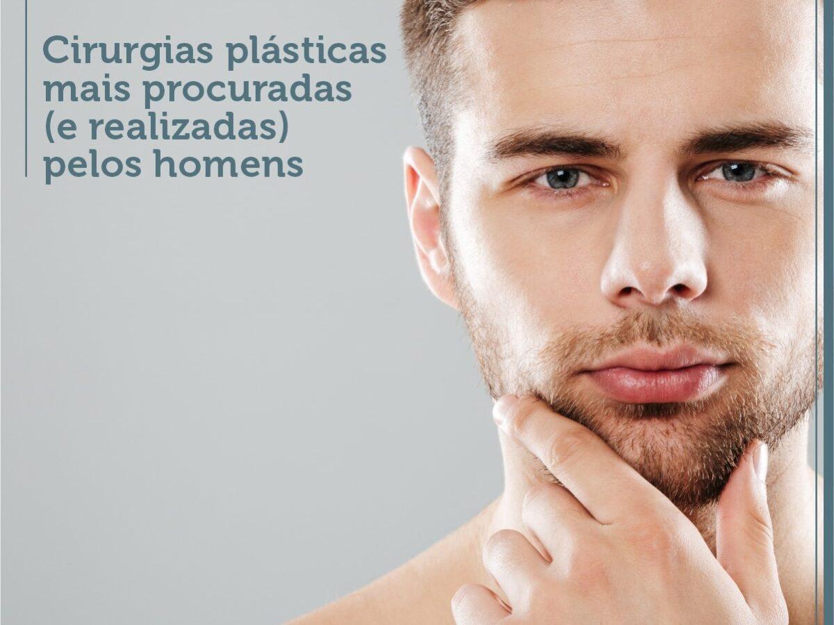 Cirurgia Plástica Recife - Cirurgias Plásticas mais procuradas (e realizadas) pelos homens
