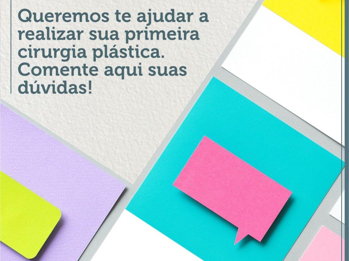 Cirurgia Plástica recife - Duvidas.