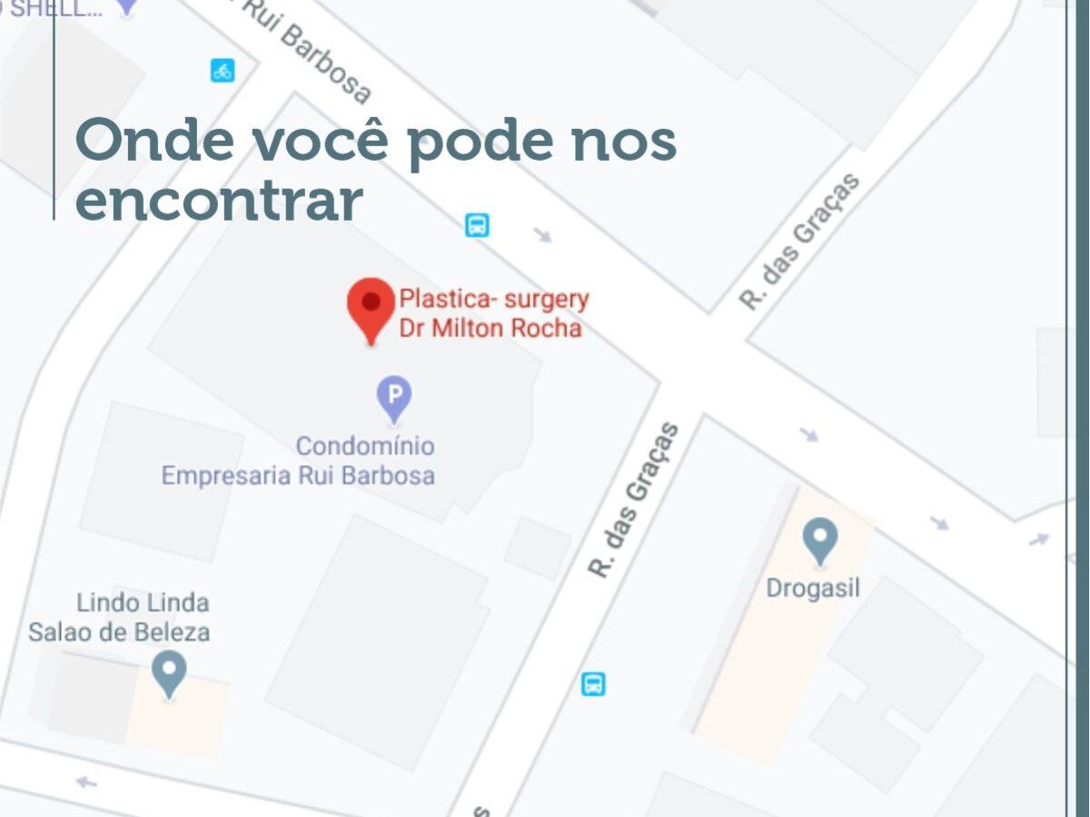 Cirurgia Plástica Recife - Onde você pode nos encontrar?