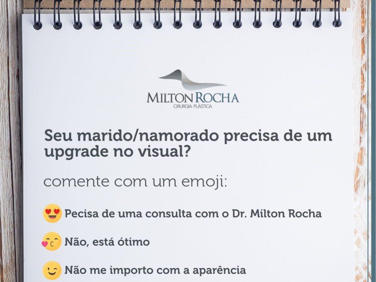 Cirurgia Plástica Recife - Seu marido/namorado precisa  de um upgrade  no visual?