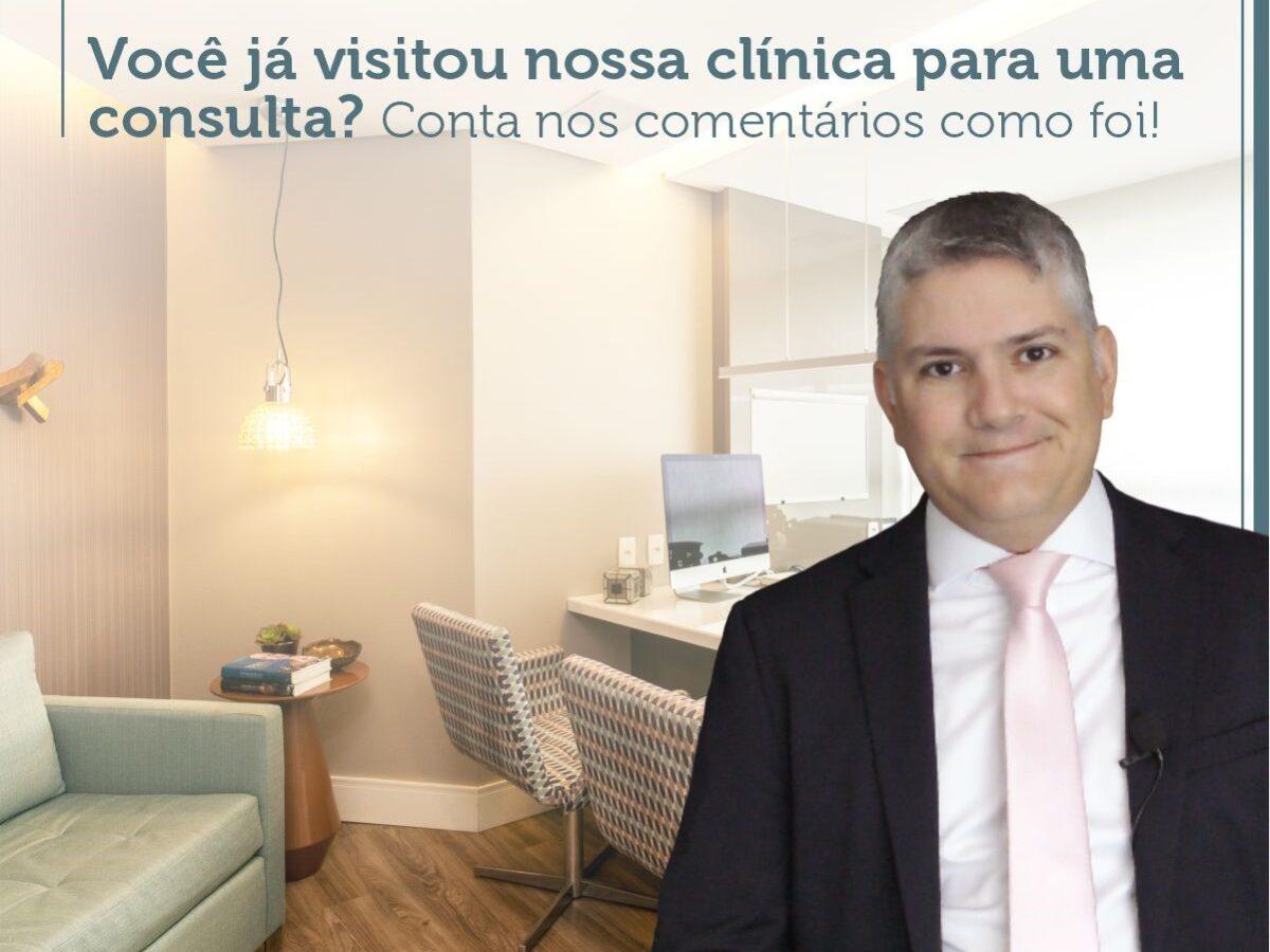 Cirurgia Plástica Recife - Você já visitou nossa clínica para uma consulta?