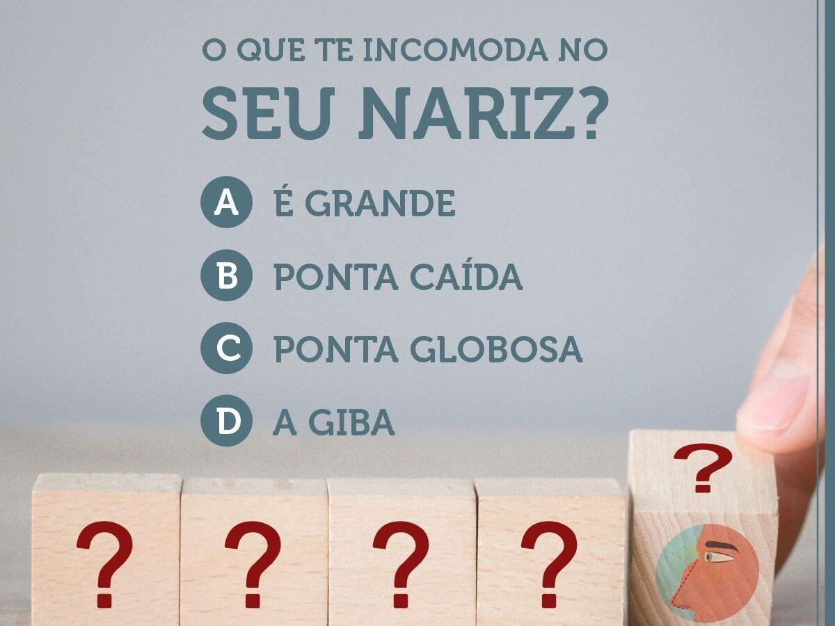Cirurgia Plástica Recife | O que te incomoda no seu nariz?