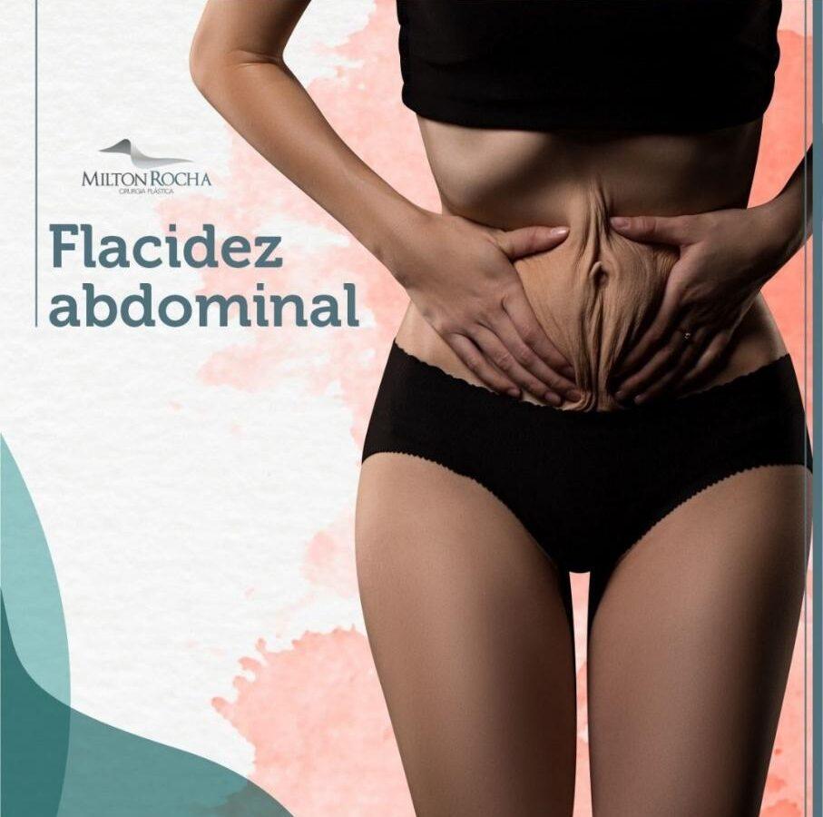 Cirurgia Plástica Recife - Flacidez abdominal