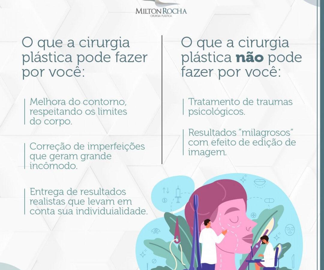 Cirurgia Plástica Recife - O que a cirurgia plástica pode fazer por você?